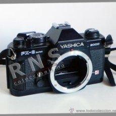 Cámara de fotos: YASHICA FX-3 SUPER 2000 CÁMARA DE FOTOS RÉFLEX FOTOGRÁFICA FOTOGRAFÍA FX3 MÁQUINA + CÁMARAS EN VENTA. Lote 36347539