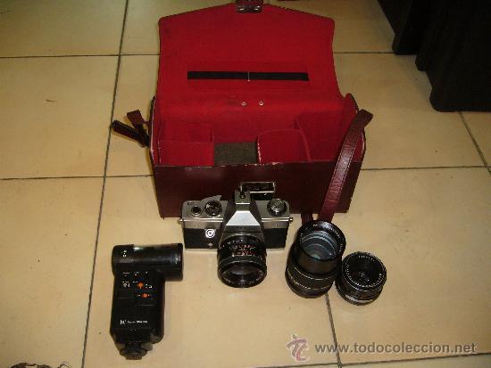 Cámara de fotos: praktica llc - Foto 2 - 37554198