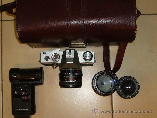 Cámara de fotos: praktica llc - Foto 3 - 37554198