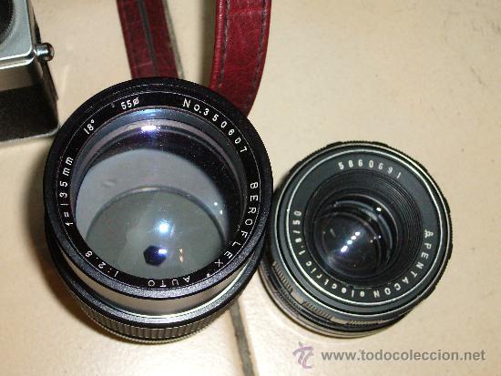 Cámara de fotos: praktica llc - Foto 4 - 37554198