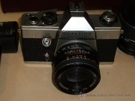 Cámara de fotos: praktica llc - Foto 6 - 37554198