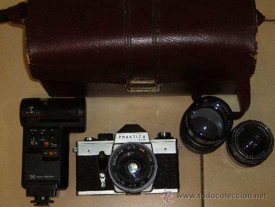 Cámara de fotos: praktica llc - Foto 11 - 37554198