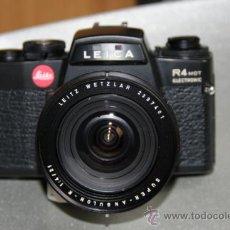 Cámara de fotos: CAMARA LEICA R4 MOT ELECTRONIC. Lote 37756770