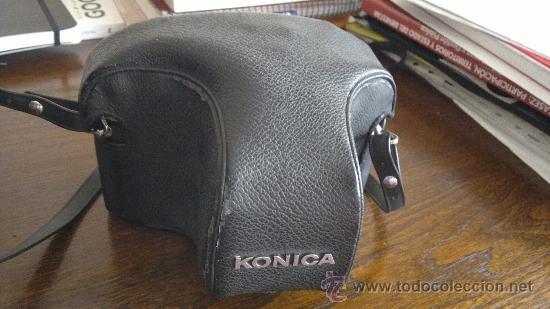 Cámara de fotos: Konica Autoreflex T3 + objetivo Hexanon 50mm F:1,8 - Foto 2 - 38193587
