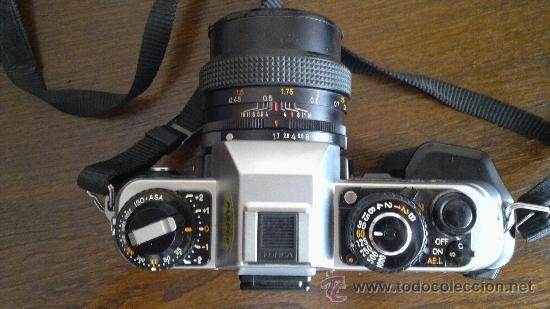 Cámara de fotos: KONICA FT-1 SRL Motor + Hexanon F1.7 50mm - Foto 3 - 38193913
