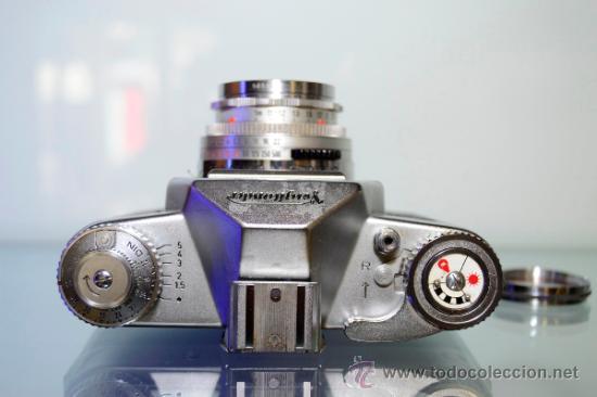 Cámara de fotos: VOIGTLANDER BESSAMATIC + OBJETIVO SKOPAR X 2.8/50mm +Funda - Foto 2 - 38620466
