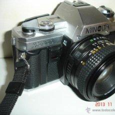 Cámara de fotos: MINOLTA X-300. OBJETIVO 1:2 50MM. Lote 178121633