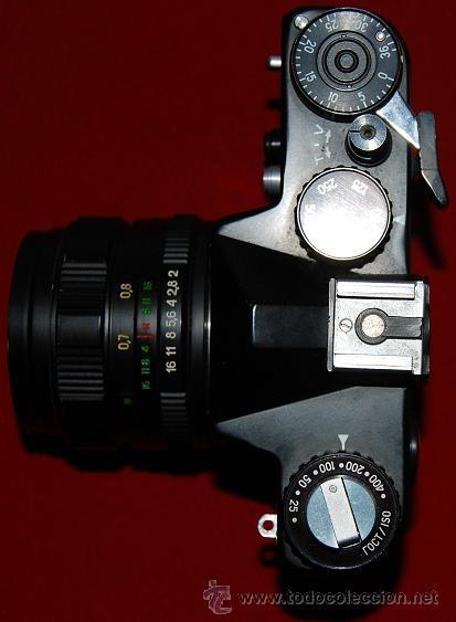 Cámara de fotos: CAMARA FOTOGRAFICA ZENIT 12 - Foto 2 - 40403330