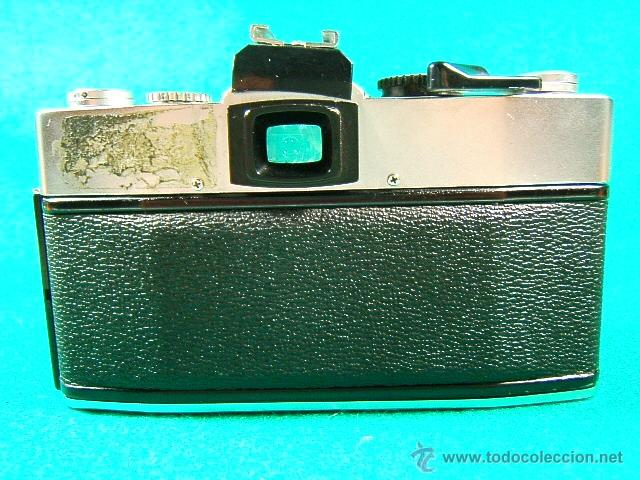 Cámara de fotos: PETRI TTL-REFLEX CON OBJETIVO PETRI CC AUTO 1:1,8-F=55MM-ASA 25-1600-1 SEG. A 1.000-CAMARA FOTOS... - Foto 3 - 79945067