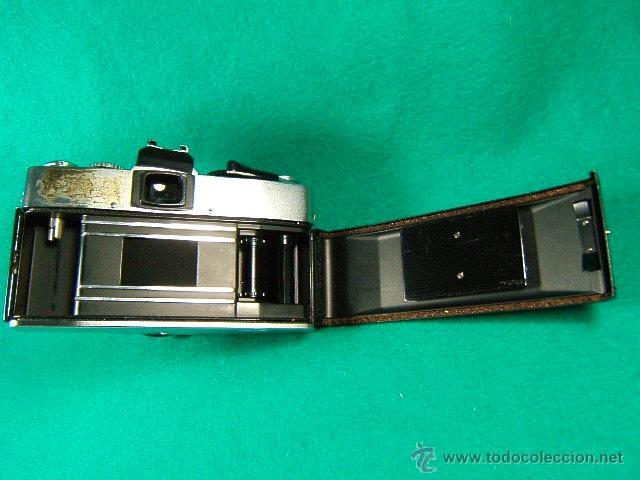 Cámara de fotos: PETRI TTL-REFLEX CON OBJETIVO PETRI CC AUTO 1:1,8-F=55MM-ASA 25-1600-1 SEG. A 1.000-CAMARA FOTOS... - Foto 6 - 79945067