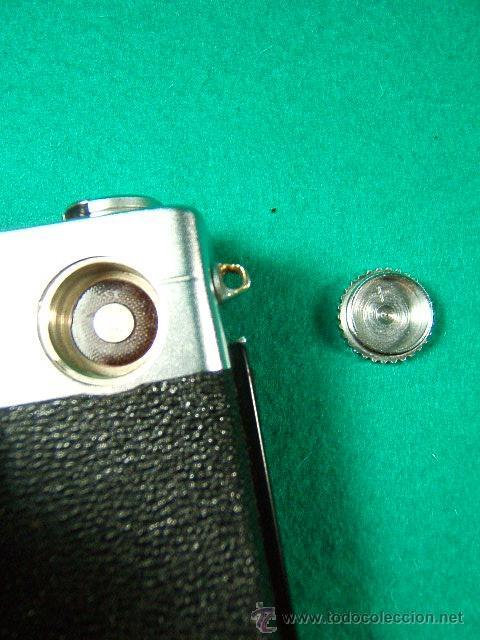 Cámara de fotos: PETRI TTL-REFLEX CON OBJETIVO PETRI CC AUTO 1:1,8-F=55MM-ASA 25-1600-1 SEG. A 1.000-CAMARA FOTOS... - Foto 8 - 79945067