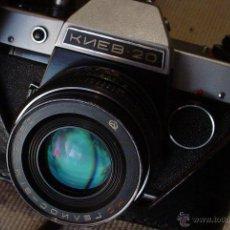 Cámara de fotos: CUERPO CAMARA RUSA KIEV 20 MONTURA NIKON. Lote 40991117