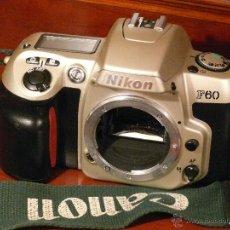 Cámara de fotos: CUERPO DE CAMARA NIKON F 60.. Lote 41308184