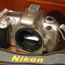 Cámara de fotos: CUERPO DE CAMARA NIKON F 55. Lote 41308377