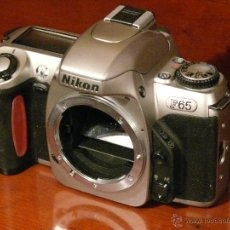 Cámara de fotos: CUERPO DE CAMARA NIKON F 65.. Lote 41309028
