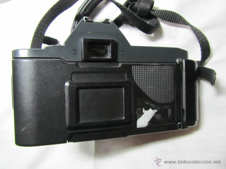 Cámara de fotos: Máquina de fotos Canon T 70 - Foto 3 - 41737317