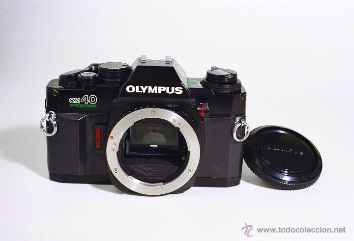 OLYMPUS OM 40 PROGRAM (Cámaras Fotográficas - Réflex (no autofoco))
