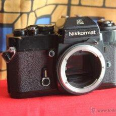 Cámara de fotos - Nikon Nikkormat EL (Negra) - 42266155