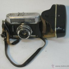 Cámara de fotos: VOIGTLANDER VITORET RAPID D. 1965. Lote 42414951