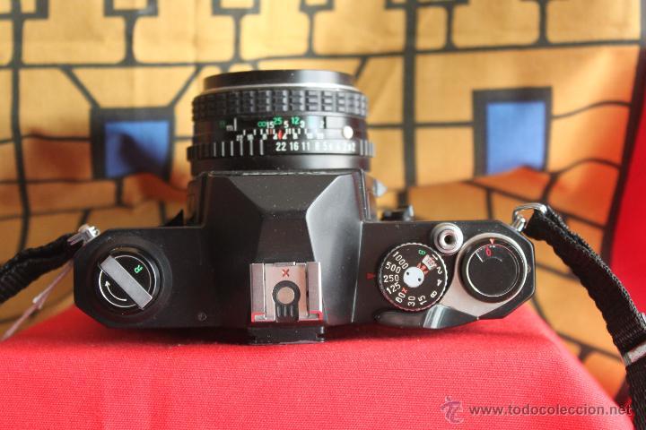 LUXÓN SUPER 1000 + 50MM F:2 (Cámaras Fotográficas - Réflex (no autofoco))