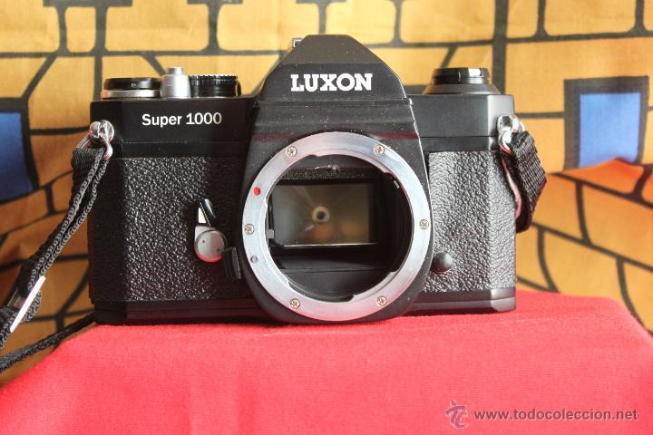 Cámara de fotos: Luxón Super 1000 + 50mm F:2 - Foto 4 - 46798555