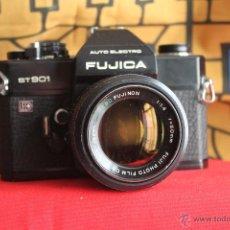 Cámara de fotos: FUJICA ST901 + FUJINON 50MM F:1,4. Lote 42460907