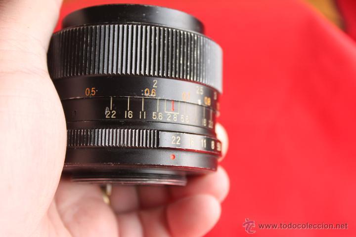 ANGULAR REVUENON SPECIAL 35MM F:2,8 (ROSCA 42MM) (Cámaras Fotográficas - Réflex (no autofoco))