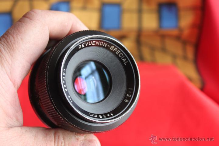 Cámara de fotos: Angular Revuenon Special 35mm F:2,8 (rosca 42mm) - Foto 2 - 42461277