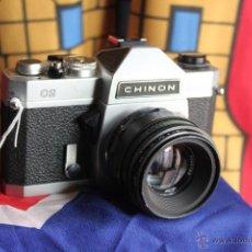 Cámara de fotos: CHINON CS (BODY) (OBJETIVO NO INCLUIDO). Lote 42697527