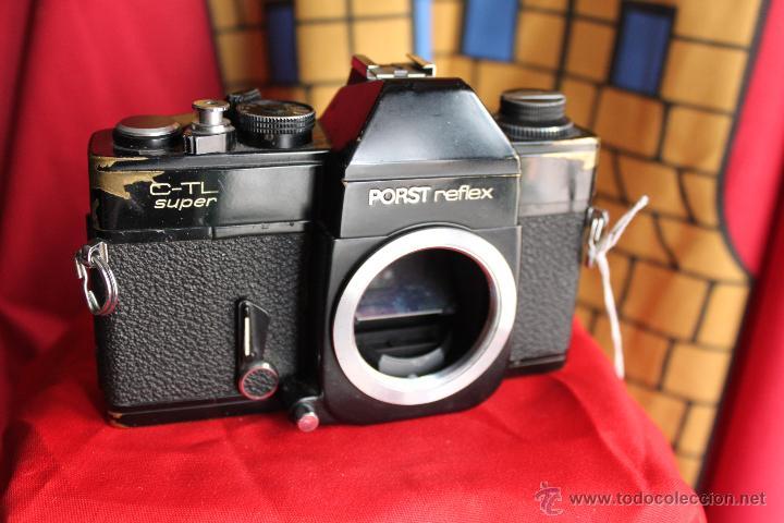 PORST REFLEX C-TL SUPER (CUERPO) (Cámaras Fotográficas - Réflex (no autofoco))