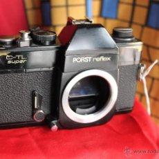 Cámara de fotos: PORST REFLEX C-TL SUPER (CUERPO). Lote 42804822