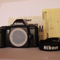 Cámara de fotos: NIKON F601M / REFLEX / FUNCIONANDO Y EN EXCELENTE ESTADO. Lote 31337850