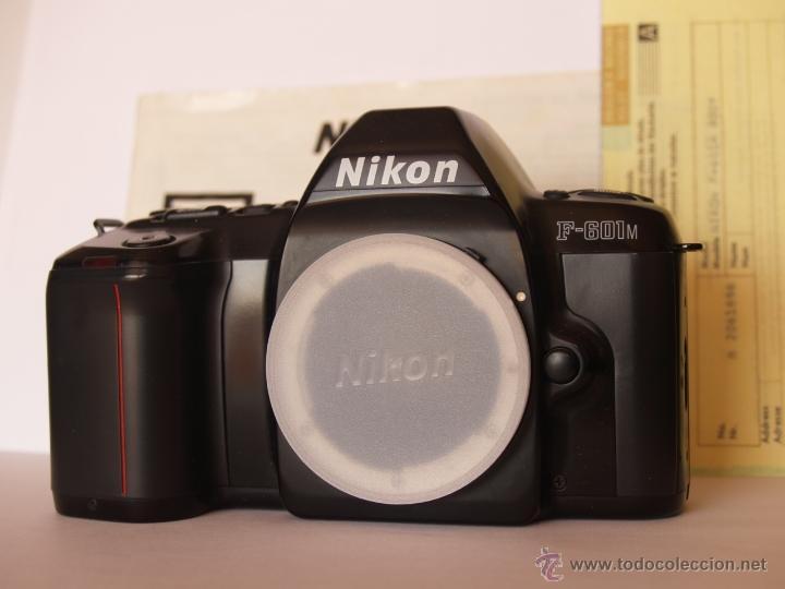 Cámara de fotos: NIKON F601M / REFLEX / FUNCIONANDO Y EN EXCELENTE ESTADO - Foto 2 - 31337850
