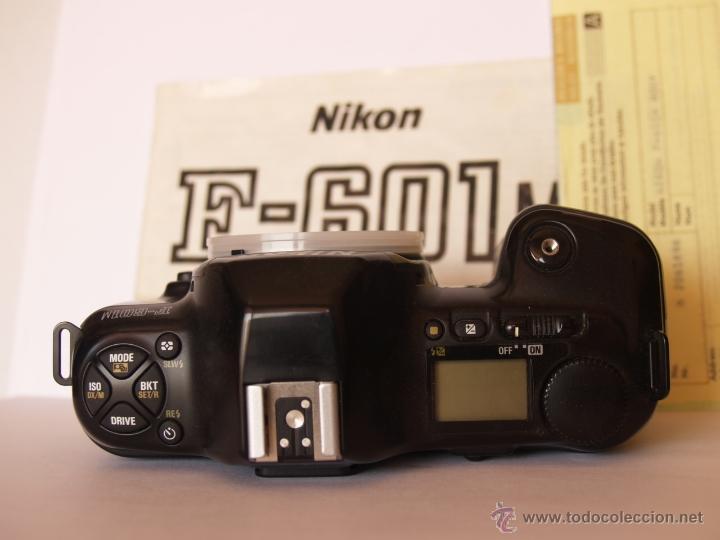 Cámara de fotos: NIKON F601M / REFLEX / FUNCIONANDO Y EN EXCELENTE ESTADO - Foto 3 - 31337850