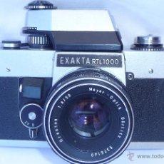 Cámara de fotos: CAMARA EXAKTA RTL 1000. Lote 43153778