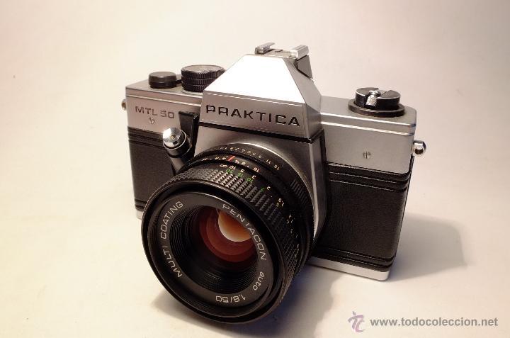 Cámara praktica mtl 50 kaufen spiegelreflexkameras ohne autofokus