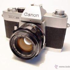 Cámara de fotos: CÁMARA CANON EX AUTO. Lote 218396391