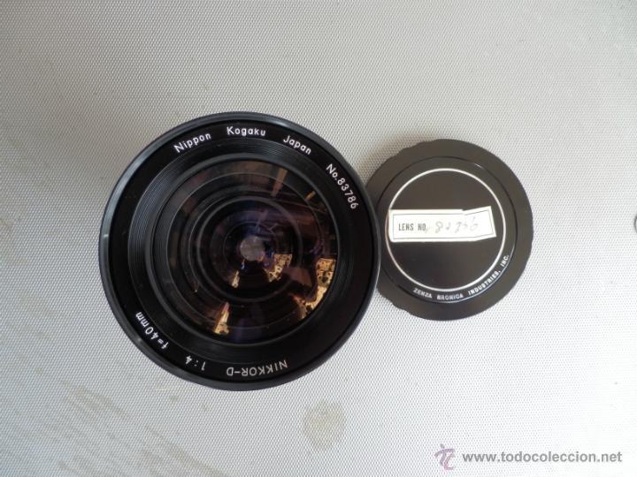 Cámara de fotos: Zenza Bronica 6x6 S2a (Completa) - Foto 8 - 44206419