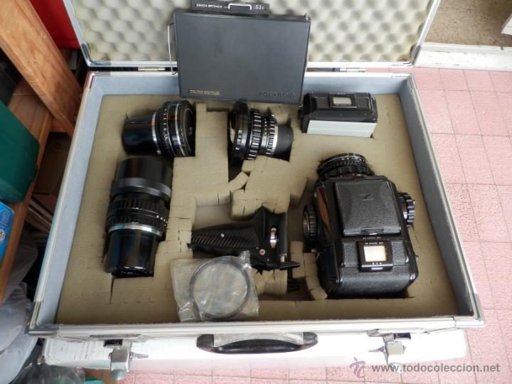 Cámara de fotos: Zenza Bronica 6x6 S2a (Completa) - Foto 14 - 44206419