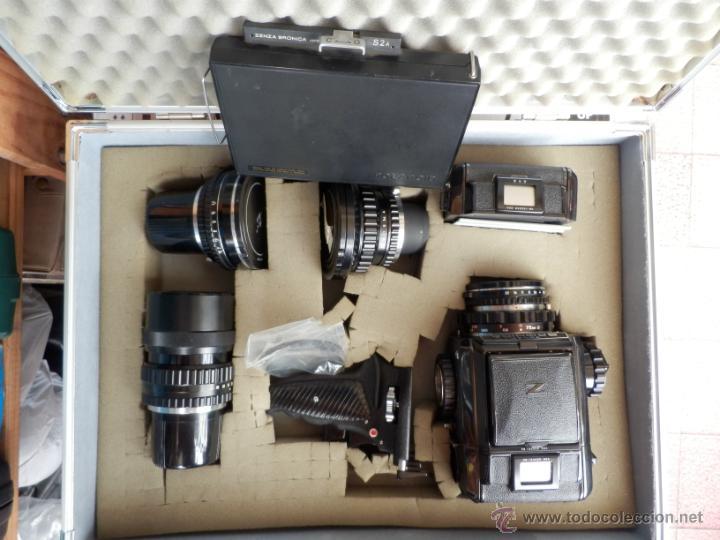Cámara de fotos: Zenza Bronica 6x6 S2a (Completa) - Foto 16 - 44206419