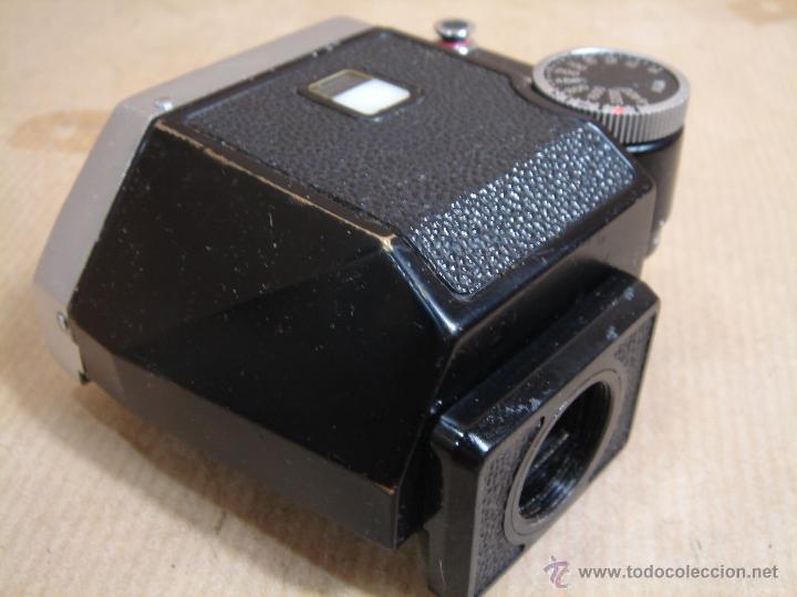 Cámara de fotos: CUERPO NIKON F FTN - 35 MM SLR CON PHOTOMIC T - AÑO 1970 - ¡¡¡ FUNCIONANDO ¡¡¡ - Foto 12 - 46418503