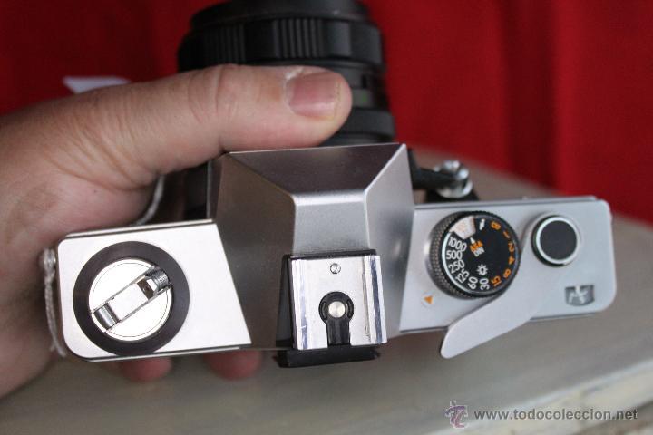 Cámara de fotos: Praktica LTL + Helios 58mm 1:2 - Foto 2 - 46718604