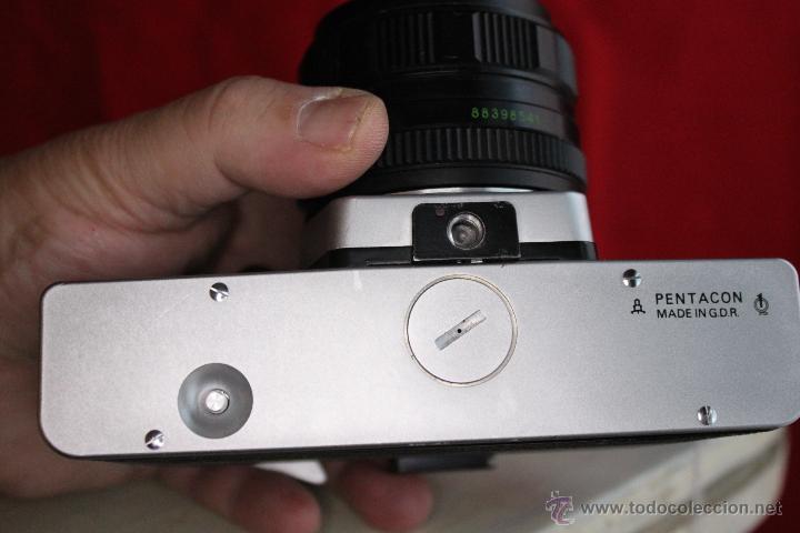 Cámara de fotos: Praktica LTL + Helios 58mm 1:2 - Foto 3 - 46718604