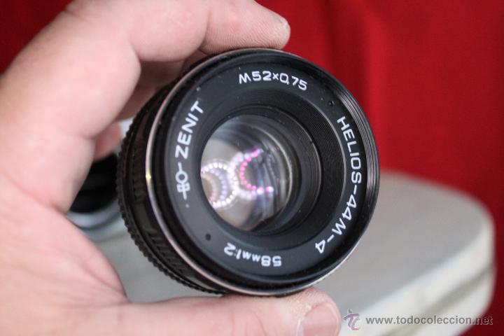 Cámara de fotos: Praktica LTL + Helios 58mm 1:2 - Foto 4 - 46718604