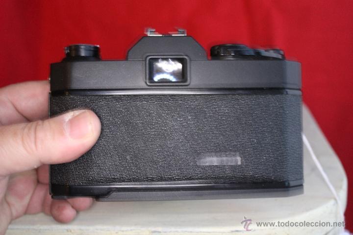 Cámara de fotos: Ricoh SLX 500 + Porst 35mm 1:2,8 + Funda de cuero - Foto 4 - 46720676