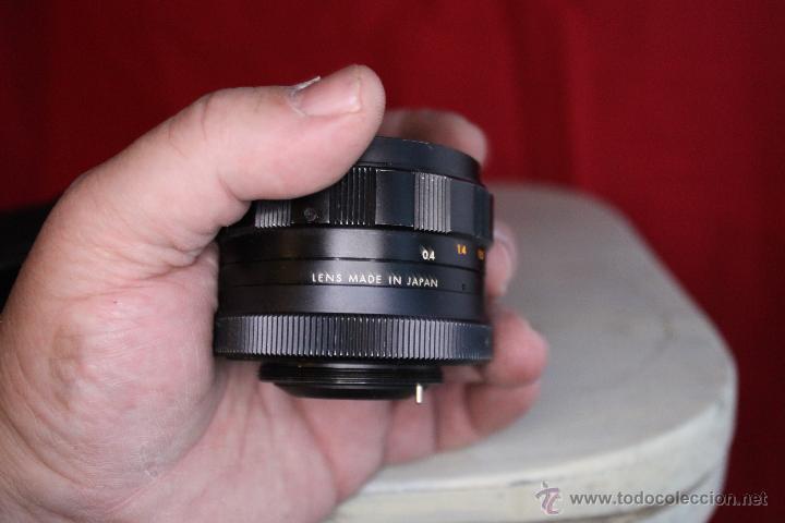 Cámara de fotos: Ricoh SLX 500 + Porst 35mm 1:2,8 + Funda de cuero - Foto 7 - 46720676