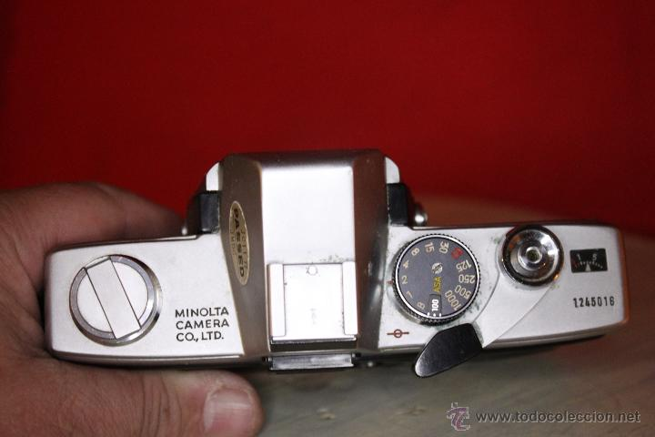 Cámara de fotos: Cuerpo Minolta SRT-101 - Foto 2 - 46723559