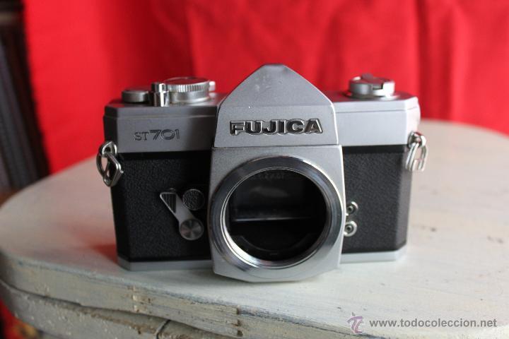 CUERPO FUJICA ST-701 (Cámaras Fotográficas - Réflex (no autofoco))