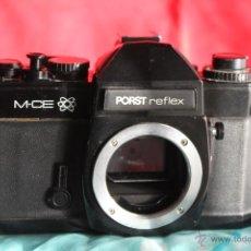 Cámara de fotos: CUERPO PORST REFLEX M-CE (CHINON CEII). Lote 46738878