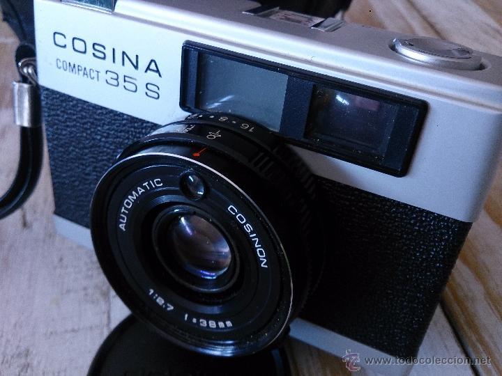 Cámara de fotos: Cámara de fotos Cosina Compact 35 S. - Foto 2 - 46752627